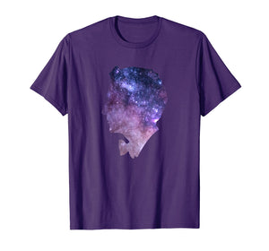 Bill Nye The Science Guy Galaxy T-shirt