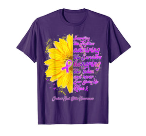 CROHN'S AND COLITIS AWARENESS Supporting The Fighters Tee