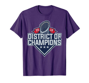 National Worlds Champs District of Champions T-Shirt