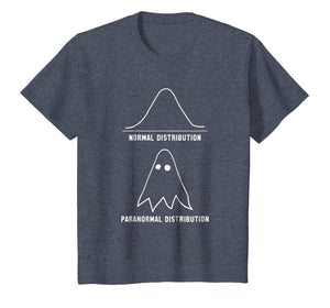 Maths & Statistics Shirt | Funny Ghost Tee