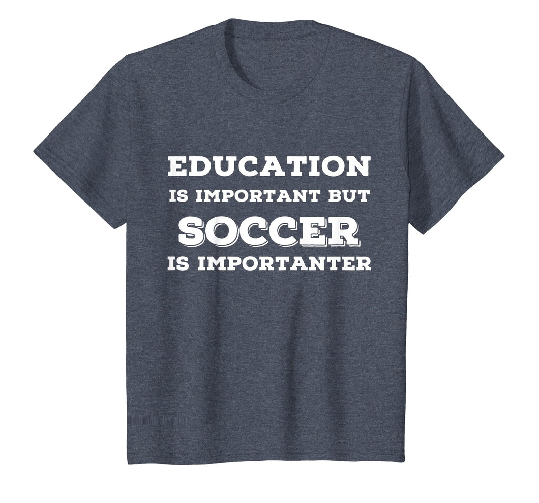 Joke Soccer T Shirts. Fun Gag Gifts for Soccer Players.
