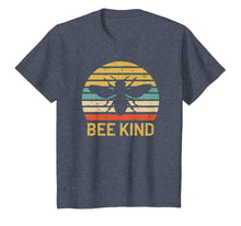 Load image into Gallery viewer, Bee Kind T-Shirt - Honey Bee Awareness Gift