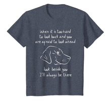 Load image into Gallery viewer, Labrador Best Friend Black Yellow Chocolate Lab Gift T Shirt