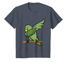 Load image into Gallery viewer, Dabbing Parakeet Bird T-Shirt