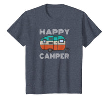 Load image into Gallery viewer, Camping Outdoor Camper Happy Camper Vintage Gift T-Shirt