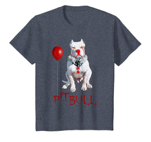 Load image into Gallery viewer, Pitbull Dog Halloween Tshirt