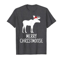Load image into Gallery viewer, Merry Christmoose | Funny Pun Gift For Animal Lover T-Shirt