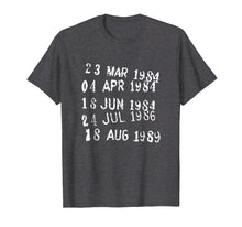 Load image into Gallery viewer, Library gift | funny book shirts library stamp