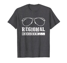 Load image into Gallery viewer, Regional Manager Office Sunglasses Funny Gift T Shirt