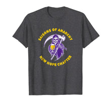 Load image into Gallery viewer, Saisons Of Anarchy - Purple and Gold - New Hope Chapter