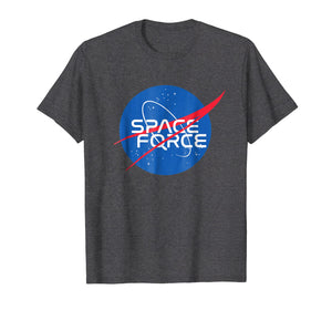 Space Force Parody Spoof T-Shirt