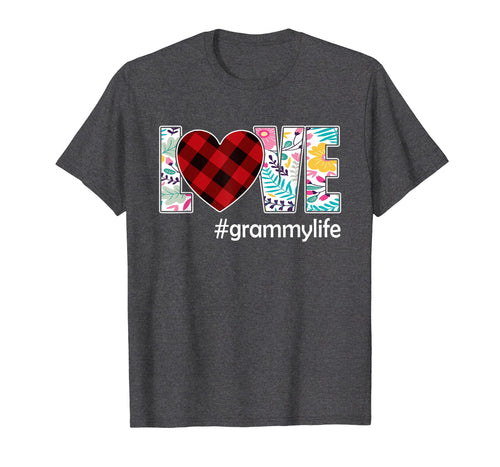 Love Grammy Life T-shirt Mother's day gifts
