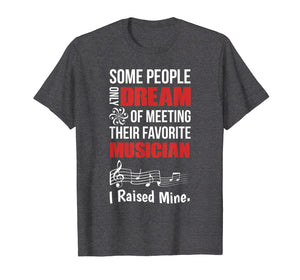Musician Mom Mother's Day 2018 T-Shirt