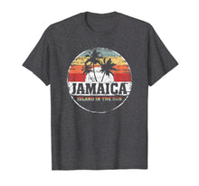 Load image into Gallery viewer, Jamaica Souvenir Tshirt Island in the sun vacation summer