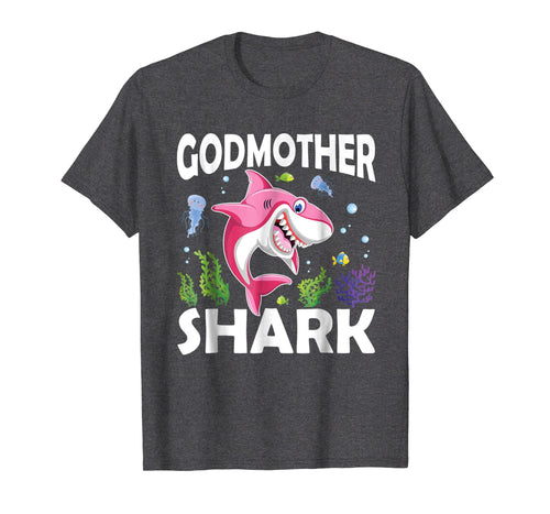 Love Smile Nice Fish Godmother Shark In The Sea Tshirt