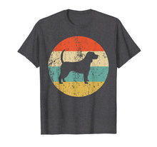 Load image into Gallery viewer, Beagle Shirt - Vintage Retro Beagle Dog T-Shirt