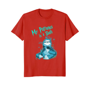 My Patronus Is A Sloth - 2018 Wizard Magic Lovers T-Shirt