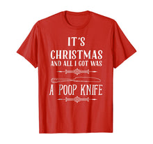 Load image into Gallery viewer, Poop knife Christmas Gift