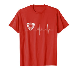 ROTARY HEART BEAT T-SHIRT for men women and kids