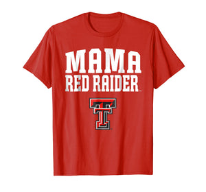 Texas Tech Red Raiders Mama Mascot T-Shirt - Apparel