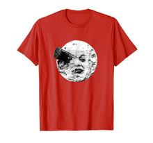Load image into Gallery viewer, A Trip To The Moon Georges Melies Silent Movie T Shirt