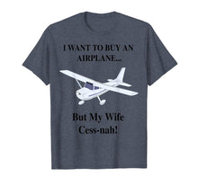 Load image into Gallery viewer, Mens Funny Pilot Shirts Gifts For Aviators Airplane Lovers Flyboy