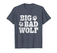 Load image into Gallery viewer, Big Bad Wolf Shirt Halloween Costume Outfit Girls Boys Gift