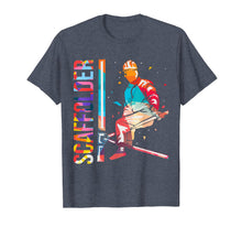 Load image into Gallery viewer, Cool Ladders Scaffolding Scaffolder Scaffolders Tee Shirt