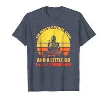 Load image into Gallery viewer, Buddha Yoga Buddhism Zen - Chill Bro Funny T Shirt Gift