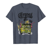 Load image into Gallery viewer, Teenage Mutant Ninja Turtles California Graphic T-Shirt