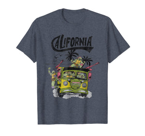 Teenage Mutant Ninja Turtles California Graphic T-Shirt