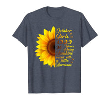 Load image into Gallery viewer, 90th Birthday Gifts October 1929 Being Sunshine T-Shirt