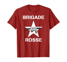 Load image into Gallery viewer, RAF Brigade Rosse T-Shirt Red Army Faction Baader-Meinhof T-Shirt