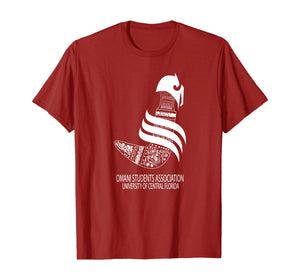 Omani Students Association Of Florida T-Shirt