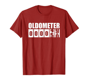 Oldometer 49 50 Born In 1969 1968 Vintage Car T-Shirt