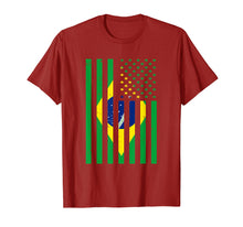 Load image into Gallery viewer, Brazil Shirt Brasil Soccer USA America Flag Jersey Men Women