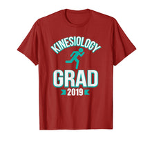 Load image into Gallery viewer, Kinesiology Major Grad Graduation 2019 College Gift T-Shirt