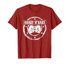 Load image into Gallery viewer, Shake and Bake Vintage Funny T Shirt For Men Women Kids