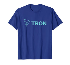 Tron Cryptocurrency T Shirt - TRX