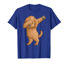 Load image into Gallery viewer, Dabbing Golden Doodle Dab Dog T Shirt