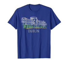 Load image into Gallery viewer, Dublin city T-shirt Tee Shirt Tshirt T Shirt