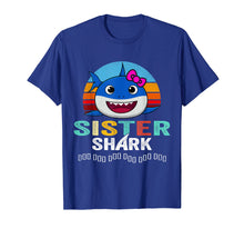 Load image into Gallery viewer, Sister Shark Shirt