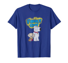 Load image into Gallery viewer, Family Guy Brian and Stewie T-shirt