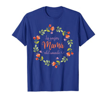 Load image into Gallery viewer, La Mejor Mama Del Mundo Camiseta - Official T-Shirt