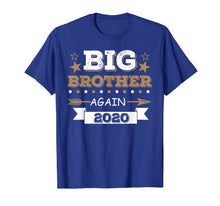 Load image into Gallery viewer, Promoted to Big Brother Again 2020 Vintage Arrow T-Shirt