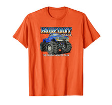 Load image into Gallery viewer, BIGFOOT #1 The Original Monster Truck T-Shirt (Color Opts 2)