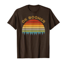 Load image into Gallery viewer, Retro Sunset Ok Boomer Have A Terrible Day Funny Trending T-Shirt