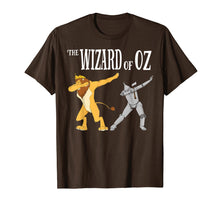 Load image into Gallery viewer, Cowardly Lion & Tin Man Dab T-Shirt -The Wizard Of Oz TShirt