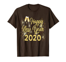 Load image into Gallery viewer, New Years Eve Special Gift Fireworks Happy New Year 2020 Men T-Shirt