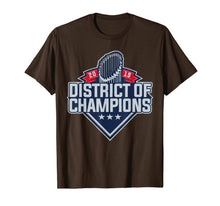 Load image into Gallery viewer, National Worlds Champs District of Champions T-Shirt